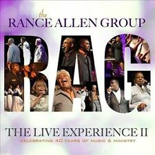 The Live Experience II by The Rance Allen Group (CD, Jan-2011, Tyscot Records)
