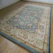 Ziegler Hallway Runner Rugs Traditional Antique Look Greyish Blue 66x240cm