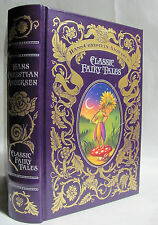 Hans Christian Andersen 'CLASSIC FAIRY TALES' 2012 ☆☆ NEW LEATHER BOUND ☆☆