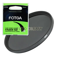 Fotga 77mm Neutral Density ND4 Lens Filter Screw Mount