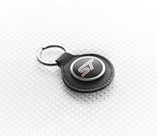 RICHBROOK FORD LEATHER ST KEY RING FOR FOCUS FIESTA MONDEO