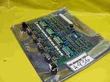 TEL Tokyo Electron 3281-000014-16 Board TVB3102-1/SIO P-8 Used Working