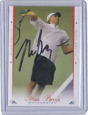 Mike Bryan 2012 Ace Authentic Grand Slam 3 2008 Matchpoint Buyback Autograph #21