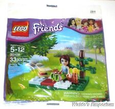 Lego Friends Polybag MIA'S SUMMER PICNIC, Set # 30108 Sealed bag