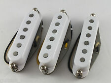 Set VINTAGE VOICED 60s STRATOCASTER PICKUPS Hathor Custom Shop Hand Wound series