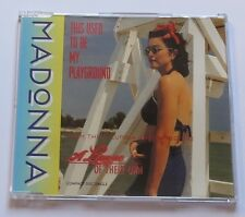 Madonna - This Used to Be My Playground - Maxi CD Single