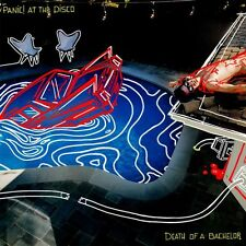 PANIC AT THE DISCO DEATH OF A BACHELOR CD NEW