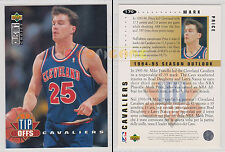 NBA UPPER DECK 1994 COLLECTOR'S CHOICE - Mark Price #170 - Ita/Eng- MINT