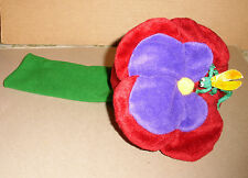 Winning Edge Designs Pansy Flower Golf Club Headcover NWOT