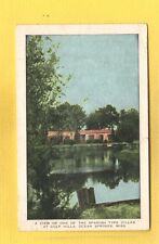 Ocean Springs,MS Mississippi, Gulf Hills Country Club Hotel, showing Villa