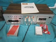 AWESOME Fisher ER-8150 8-Track Cassette Player Recorder WORKING BEAUTIFUL RARE