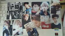 Set 13 Photocards EXO KPOP