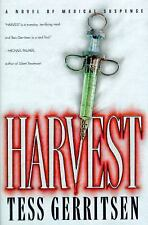 Harvest - Tess Gerritsen (Hardcover) Medical Suspense Novel