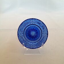 BOSTON SANDWICH NEW ENGLAND MID-WEST COBALT CHILDS TOY DISH