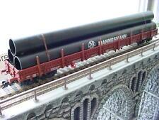 BAUER MMW21 H0 Ladegut Stahlrohre Mannesmann L = 210mm Bündel zu 3 Stück NEU&OVP