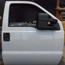 NEW 2015 FORD SUPER DUTY SD F250 - F750 PASSENGER SIDE DOOR PANEL WINDOW MIRROR