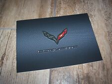 Catalogue  / Brochure CHEVROLET Corvette Z06 2016 //