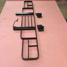 HEAVY DUTY BRUSH GUARD LUVERNE H15-GGB WITH MOUNTING BRACKETS M998 HMMWV HUMVEE