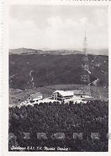PIACENZA BOBBIO 19 MONTE PENICE - STAZIONE TELEVISIONE Cartolina FOT. viagg 1955