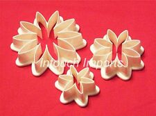 New Daisy Sunflower Carnation Flower Cutter Tool Sugarcraft Cake Decorating UK