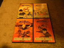 LOT OF 4 AVATAR DVDS