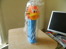 Giant Foot Tall Pez Duck Bank New in Sealed Bag  FREE SHIPPING