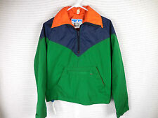 Vintage 90s Powderhorn Mountaineering Mens XS Hiking Jacket Lightweight Pullover