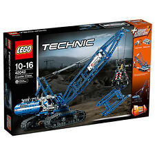 LEGO TECHNIC 42042 2IN1 Crawler Crane / Mobile Tower Crane (BRAND NEW)