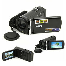 "2.7"" LCD Professional 16x Zoom 16MP Digital Video Camcorder Camera DVR HD 1080P"
