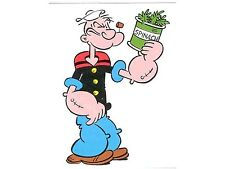 Flexible Fridge Magnet Photo Of  POPEYE