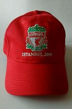 Liverpool FC Reebok Hat Cap Istanbul 2005 Champions League Winners - NEW