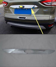 Chrome Plated Rear Trunk Lid Cover Trim for 2013-2015 Ford Escape Kuga