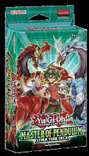 Yu-Gi-Oh! Trading Card Game: Master of Pendulum  Structure Deck FREE SHIPPING