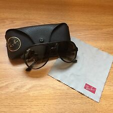 Ray Ban Cats 5000 Classic Light Havana/Brown Gradient Women's Sunglasses