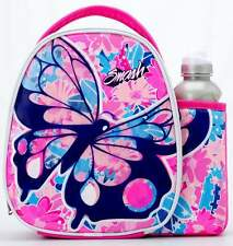 Smash Chrysalis Lunch Bag/Box and 500ml Bottle Set | Butterfly