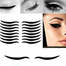 80Pairs Eyeliner Eyeshadow Stickers Women Eye Makeup Cosmetic Biggest-Selling