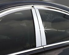 Chrome B Pillar Molding Garnish Trim Trim 4p For 2010 Renault Fluence SM3