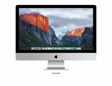 Apple iMac 27-inch 3.2GHz QC/ 8GB/ 1TB / M380 / Retina 5K Display MK462X/A 27""