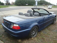 BMW: M3 Convertible Salvage Rebuildable