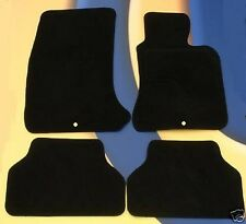 RANGE ROVER SPORT (08 - 13) BLACK CARPET  CAR FLOOR MATS (set of 4) + 2 CLIPS