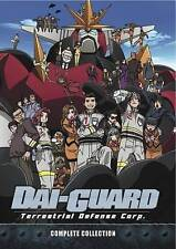 Dai Guard Complete TV Series, New DVDs