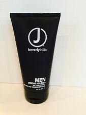 J Beverly Hills Men Strong Hold Gel - 5oz