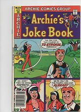 Archie's Joke Book #279 F/VF 7.0 1981 Archie Comics See my store