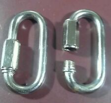 Total Gym Handle Clamps 2 PCS Carabeaner REPLACEMENT PARTS