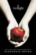Twilight. Book 1. Stephenie Meyer (2005, paperback ). Like new.��
