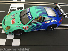 Carrera Digital 132 30642 Porsche GT3 RSR Team Falken No.17 NEU