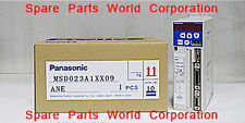 MSD023A1XX09-Panasonic AC Servo Driver In Stock-Free Shipping($850USD)