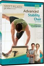 Stott Pilates: Advanced Stability Chair, 2nd Edi (2007, REGION 1 DVD New) Mer400