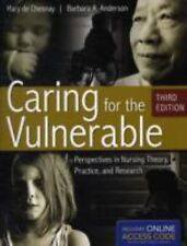 Caring For The Vulnerable by Mary De Chesnay