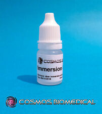 Immersion Oil for Microscopes -  5ml (non-toxic)